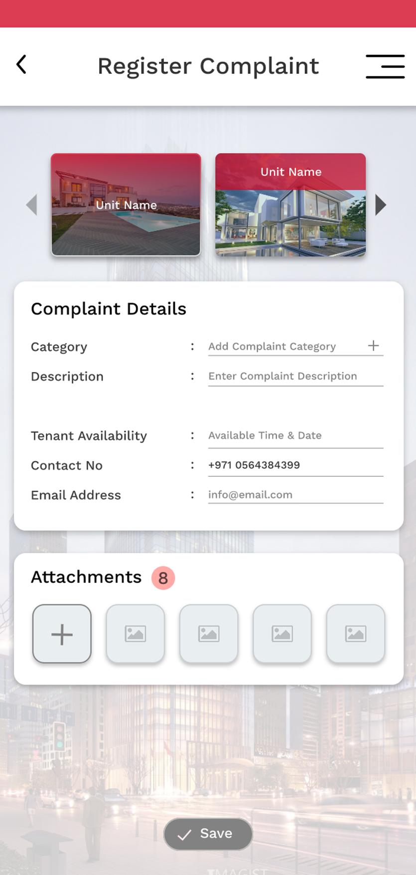 Property management software Abu Dhabi